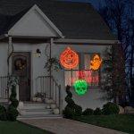 Lightshow-Projection-wSound-Halloween-Fireworks-by-Gemmy-Industries-Set-of-2-0-0