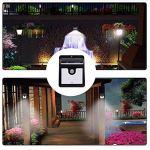 MAYSAK-Solar-Light-Outdoor-LED-Deck-Lights-Waterproof-Motion-Sensor-Light-Wall-Mounted-Security-Light-Lamp-Wireless-for-Front-Door-Yard-Garage-Porch-Pathway-0-2