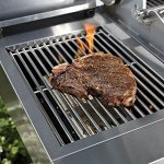 MM-Gas-Kamado-Combo-Grill-4-Burners-Side-Searing-Burner-and-Motorized-Rostisserie-Stainless-Steel-Includes-Grill-Cover-0-2
