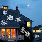 Projection-Light-16-Replaceable-Patterns-Projector-Lights-Waterproof-Garden-Spotlights-Landscape-Light-for-Christmas-Halloween-Birthday-Wedding-Holiday-Party-De-0-2