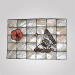 Rectangular-Butterfly-Design-Tiffany-Shell-Wall-Lamp-0-1
