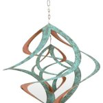 Red-Carpet-Studios-Cosmix-Copper-Patina-Finished-Wind-Sculpture-0