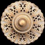 Schonbek-5651-27S-Swarovski-Lighting-Milano-Pendant-Lightening-Fixture-Parchment-Gold-0