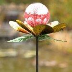 Solar-Mercury-Glass-Globe-Flower-Garden-Spinner-0