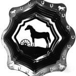 Stainless-Steel-Wind-Spinner-12-Horse-Wheel-Black-Starlight-0