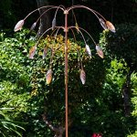 Stanwood-Wind-Sculpture-Kinetic-Copper-Triple-Spinner-Falling-Foliage-0-0