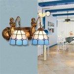 TOYM-European-Mediterranean-Double-head-wall-lamp-American-living-room-bedroom-bathroom-led-mirror-front-lamps-0