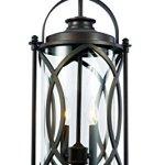 Trans-Globe-Lighting-40413-ROB-Outdoor-Fiesta-24-Hanging-Lantern-Rubbed-Oil-Bronze-0