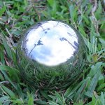 UShodor-9-PiecesSet-Stainless-Steel-Gazing-Ball-Mirror-Globe-Polished-Shiny-Sphere-for-Homes-and-Gardens-Ornament-0-1