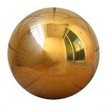 UShodor-Stainless-Steel-Mirror-Sphere-Gazing-Globe-Hollow-Ball-Garden-Ball-Home-Ornament-Decoration-in-Gold-0-0