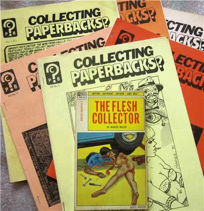 Collecting Paperbacks Fanzine