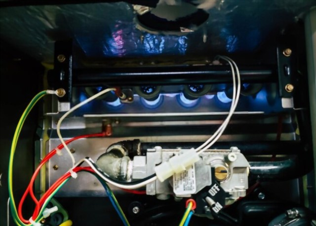 Furnace Pilot Ignition