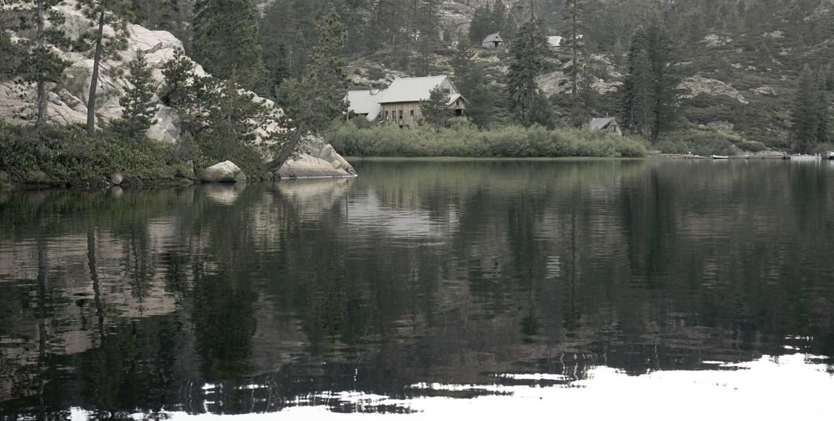 A WEEK AWAY AT SALMON LAKE
