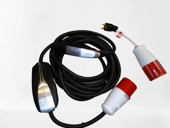 Зарядное устройство Tesla GEN.1 40A