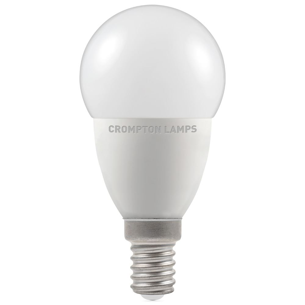 LED Round Non-Dimmable E14
