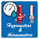 Hygro & Thermometers