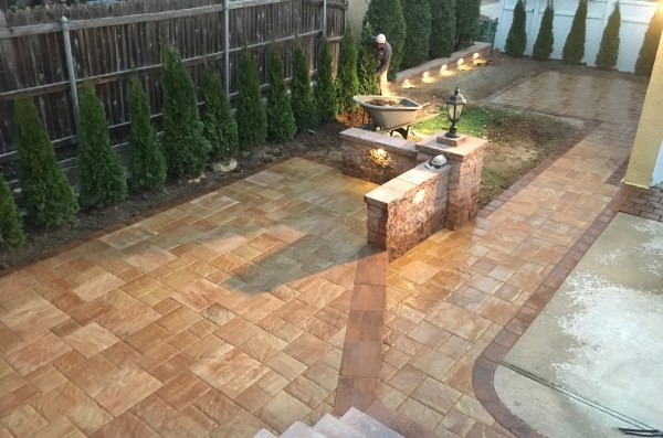 hardscaping - greenline lawn
