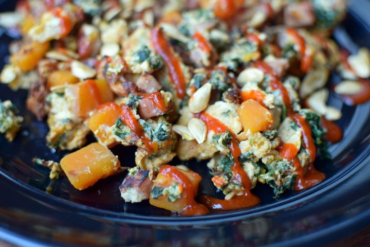 The Quintessential Fall Breakfast Hash