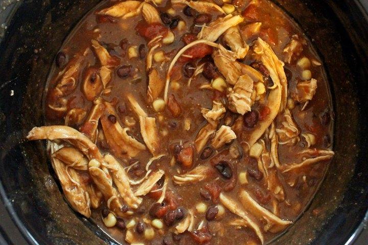 Sante Fe Style Chicken
