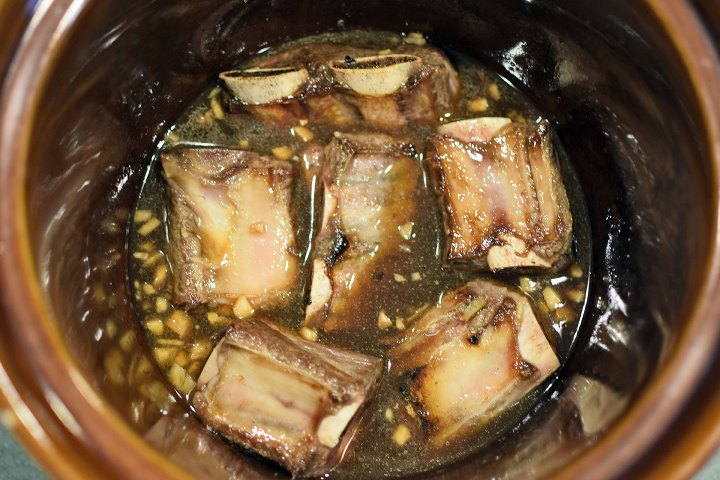 Asian-Inspired Short Ribs - before