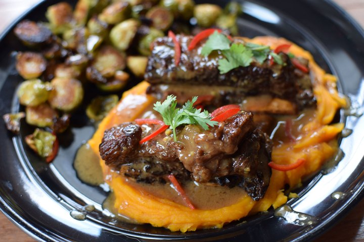 Asian-Inspired Short Ribs