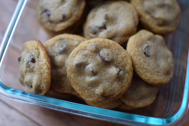 My Family's Favorite Chocolate Chip Cookies