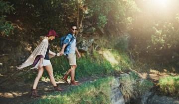 120 λεπτά την εβδομάδα στη Φύση συνδέονται με καλή υγεία και ευεξία