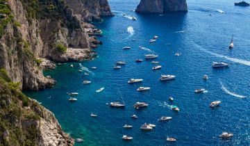 Το Capri θα επιβάλει πρόστιμο 500 ευρώ σε όσους χρησιμοποιούν πλαστικά μιας χρήσης