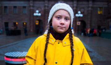 Η Greta Thunberg είναι υποψήφια για το Νόμπελ Ειρήνης