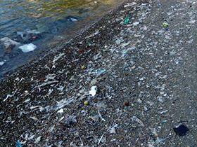 Πλαστική ρύπανση σε θάλασσες της Ελλάδας