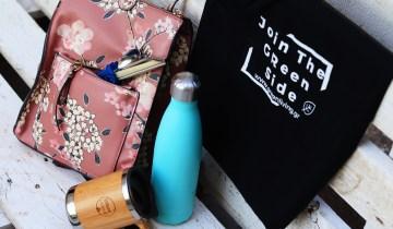 My Zero Waste kit | Τα ZeroWaste αντικείμενα που έχω πάντα στην τσάντα μου