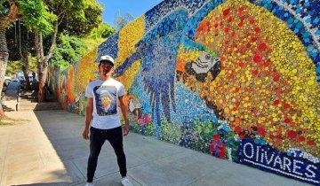 Βενεζουέλα, τέχνη από πλαστικά καπάκια