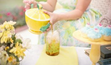 Τσάι για το καλοκαίρι