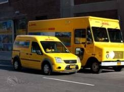 DHL, FORD AND AZURE