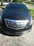 Cadillac ELR plugin hybrid electric car