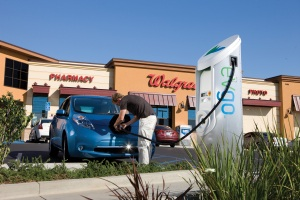 Walgreen's EV Charging Station