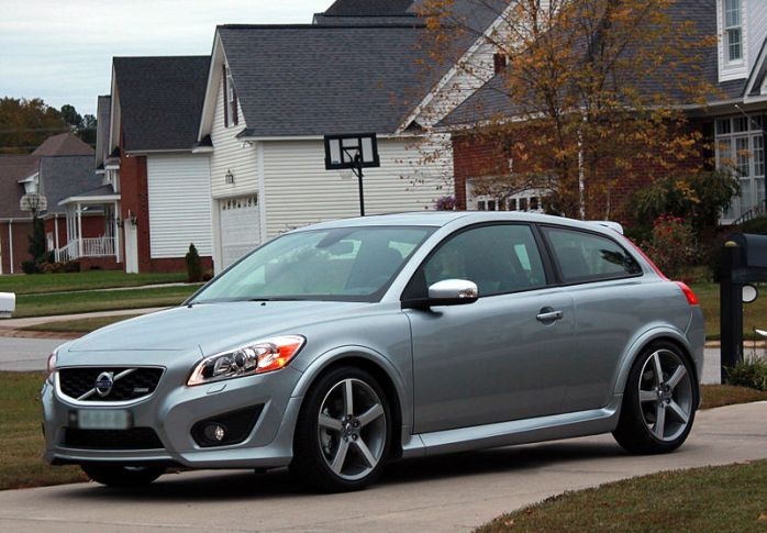 Volvo C30 electric car