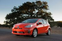Prius c for city