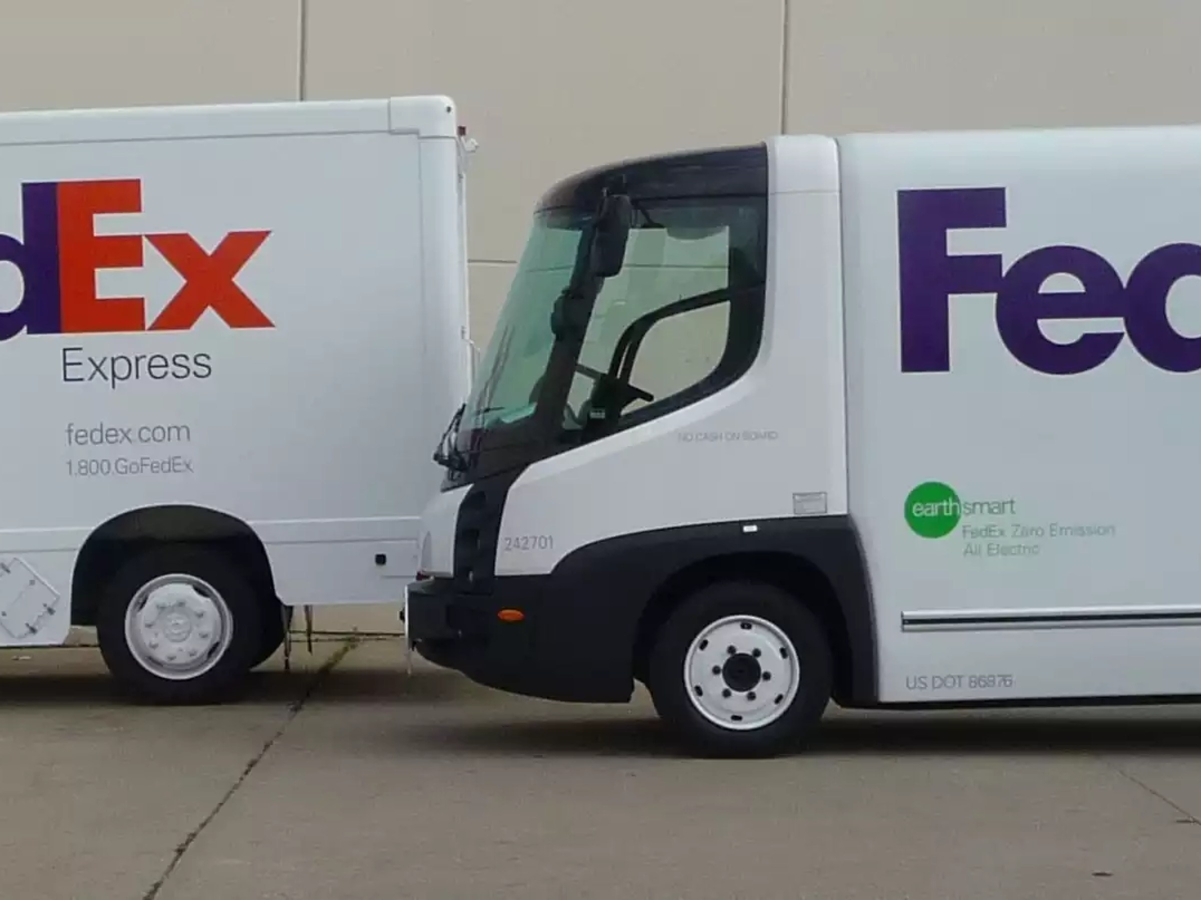 FedEx Adds More Than 4,000 New, Fuel Efficient Vehicles
