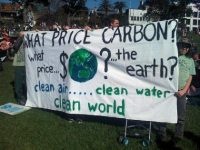 Climate policy and climate change