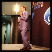 Photo of Bill Ford Jr at Go Further Conference