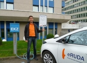 If anyone told Werner Hillebrand-Hansen he couldn't go far in an zoe electric vehicle, he wasn't listening.