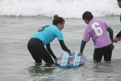 Camp Project Save Our Surf