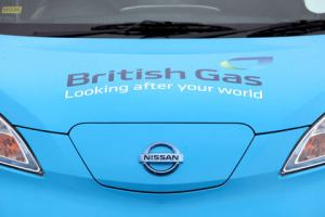 Nissan and British Gas