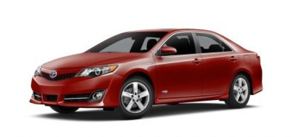 New Limited Edition model. For it combines sporty SE styling cues. All with renowned Toyota Camry Hybrid efficiency. Only 5,000 units to be produced!