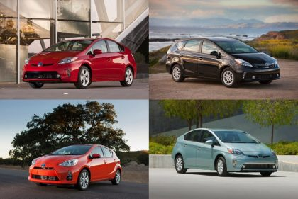 Prius Sells Like Hotcakes in California