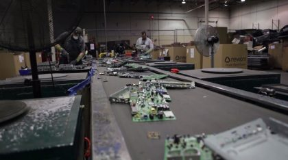 DISH and Reworx partner to recycle electronics, create second chances