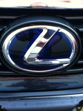 Lexus CT 200h hybrid electric Car test drive