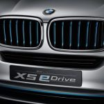 BMW Concept X5 eDrive plugin