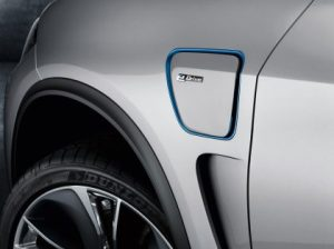 BMW Xdrive plugin hybrid charging door